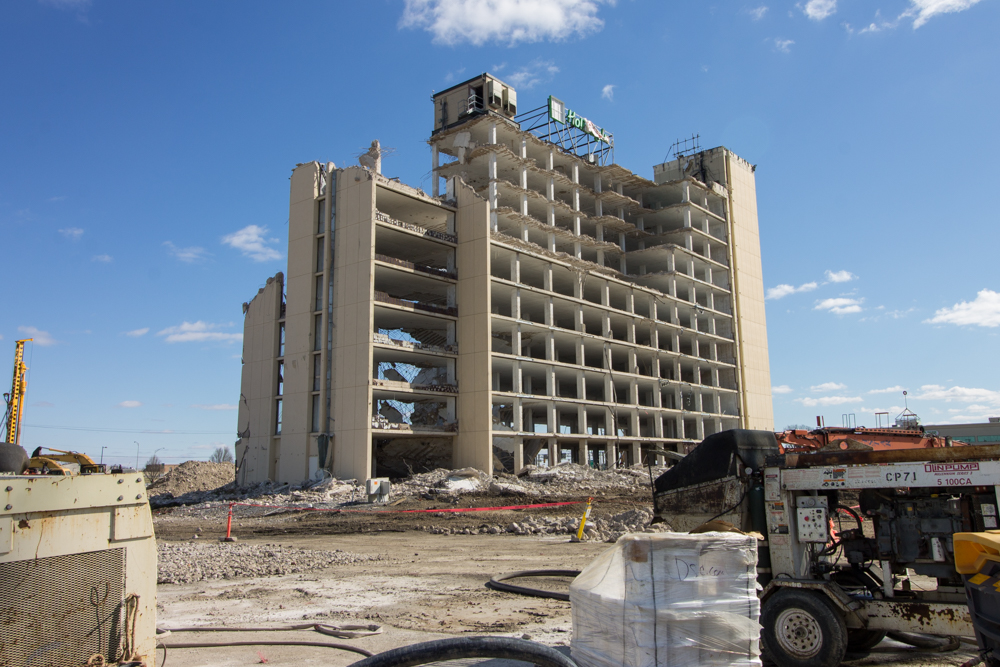 Game Over For 70s-era Stadium Hotel In South Philly
