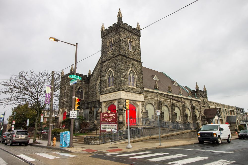 Bancroft Green Gives An Old Church New Purpose In Mt. Airy