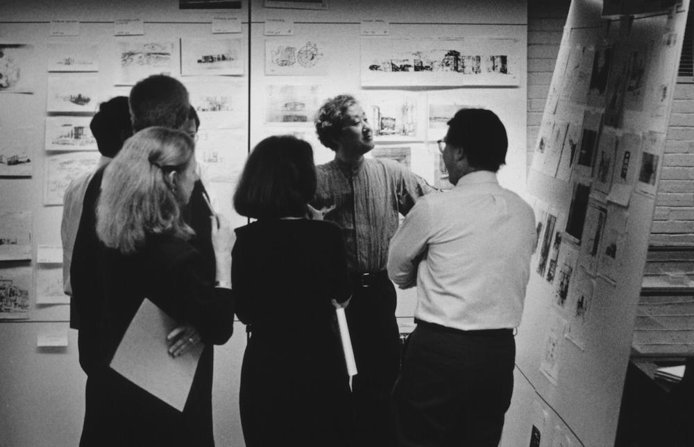 Arata Isozaki, Installation Designer Of First Louis Kahn Retrospective, Receives Pritzker Prize