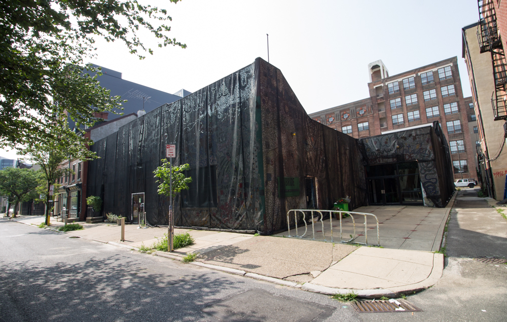 Op-Ed: Painted Bride Art Center Mosaic A Lesson In Limits To Historic Designation