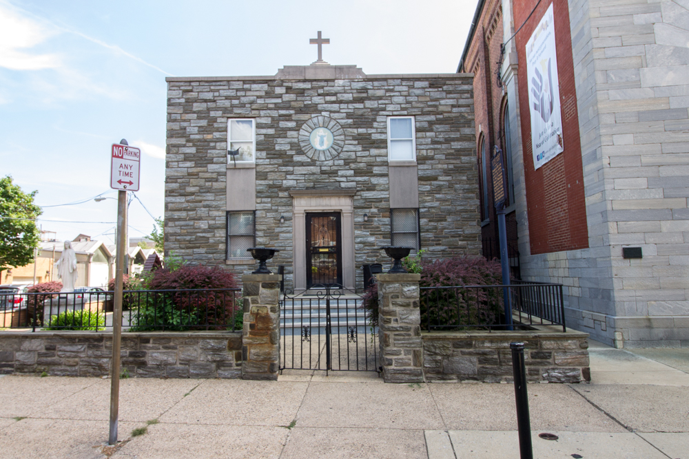 History May Lie Deeper Under A Church Rectory In South Philly