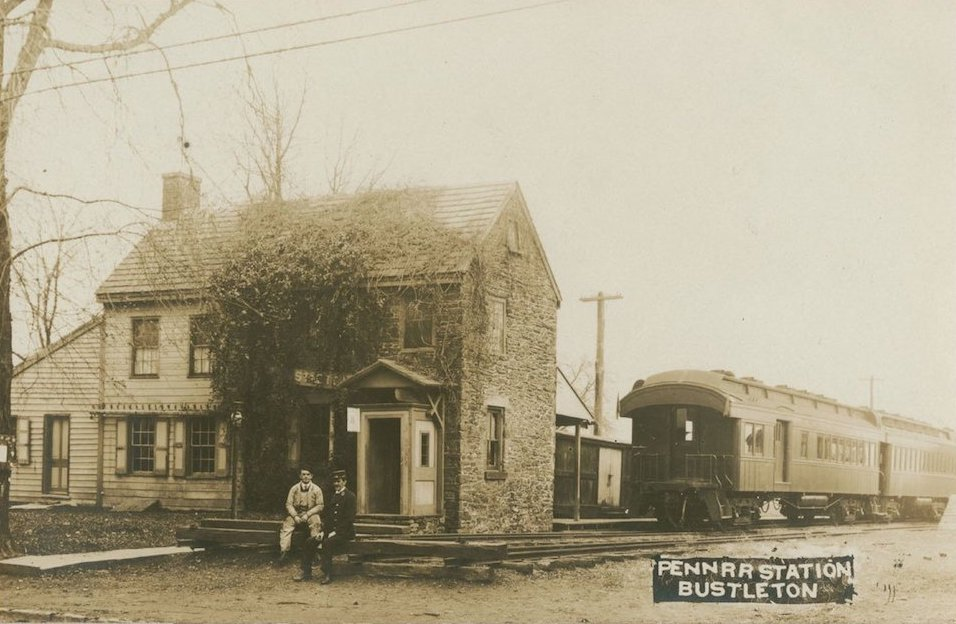 In Northeast Philadelphia, A Rich History Of Train Tracks And Acquisitions
