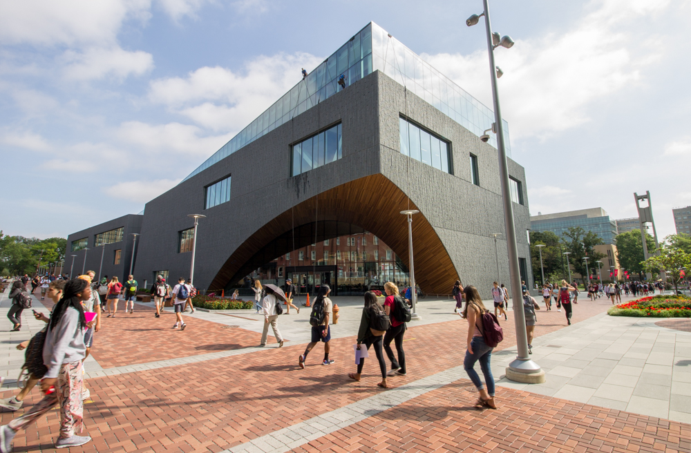 Charles Library Charts a Vital Course for Campus Connectivity