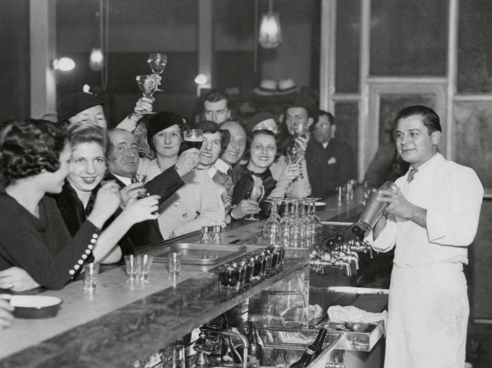 "Bootleggers & Back Alley Bars: Philadelphia During Prohibition a City ""Soaked In Alcohol"""