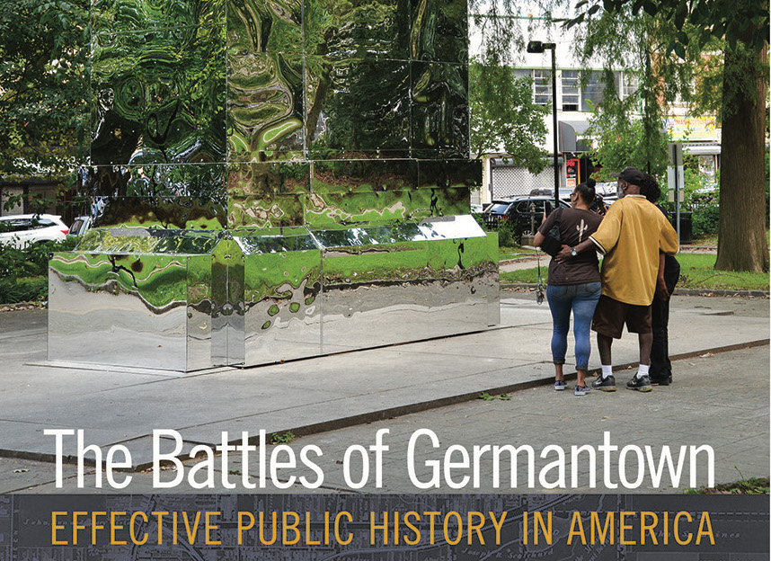 New Book Battles Old Ways of Telling Germantown's History