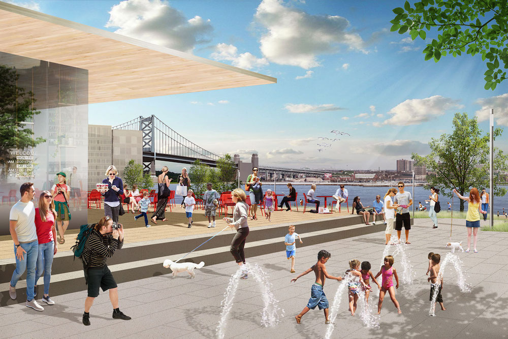 Anticipated Development Gains Momentum on Delaware River Waterfront