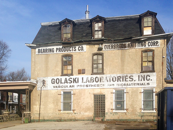 In Germantown, Echoes of Industrial History Resonate in New Development
