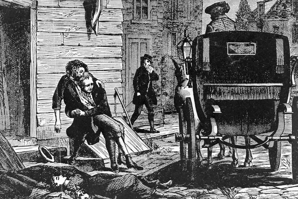 Bravery and Bad Deeds During the Yellow Fever Outbreak of 1793