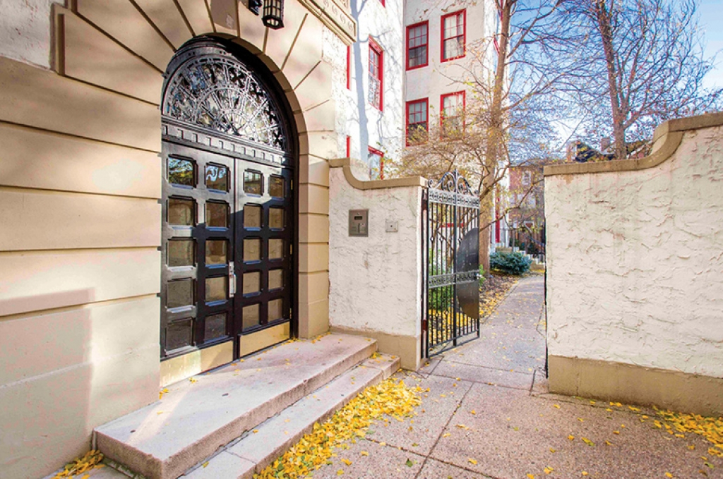 Historic Jewish Women's Shelter Transformed Into Lux Apartments