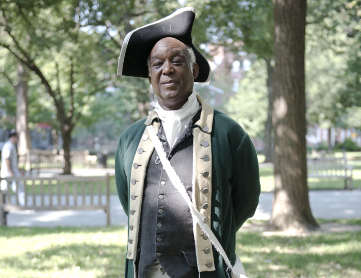 "In Philadelphia, Black Tour Guides Balance Local History With ""His Story"""