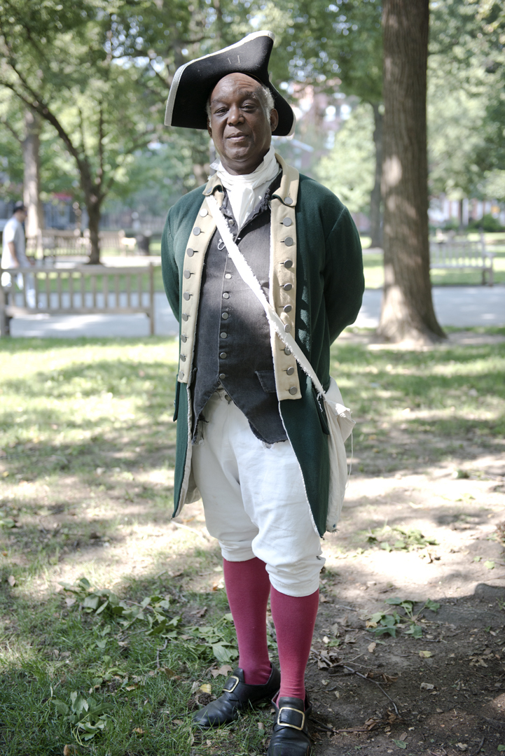 """In Philadelphia, Black Tour Guides Balance Local History With """"His Story"""""""