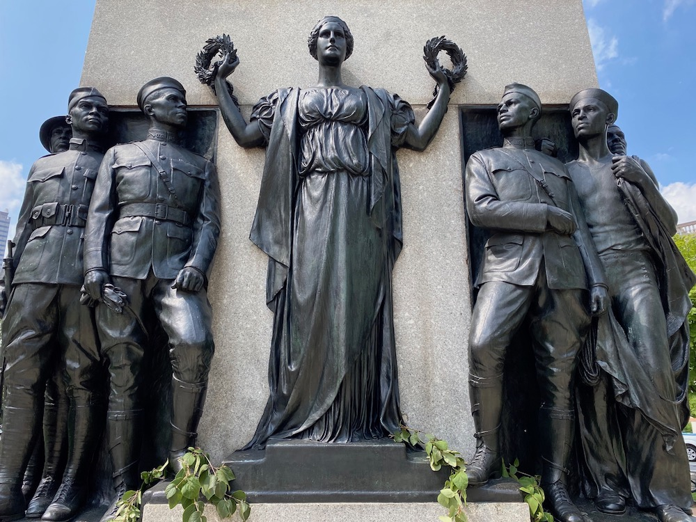 A Victory for Heroes: The Battle Behind the All Wars Memorial to Colored Soldiers and Sailors