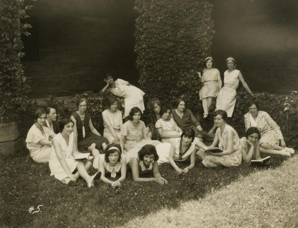 Bryn Mawr College Marks Centennial of its Summer School for Working Women
