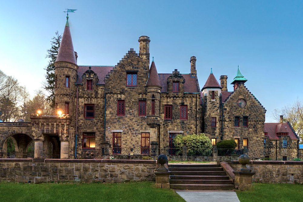 Scottish Castle In Wynnewood Lives Like Royalty Again