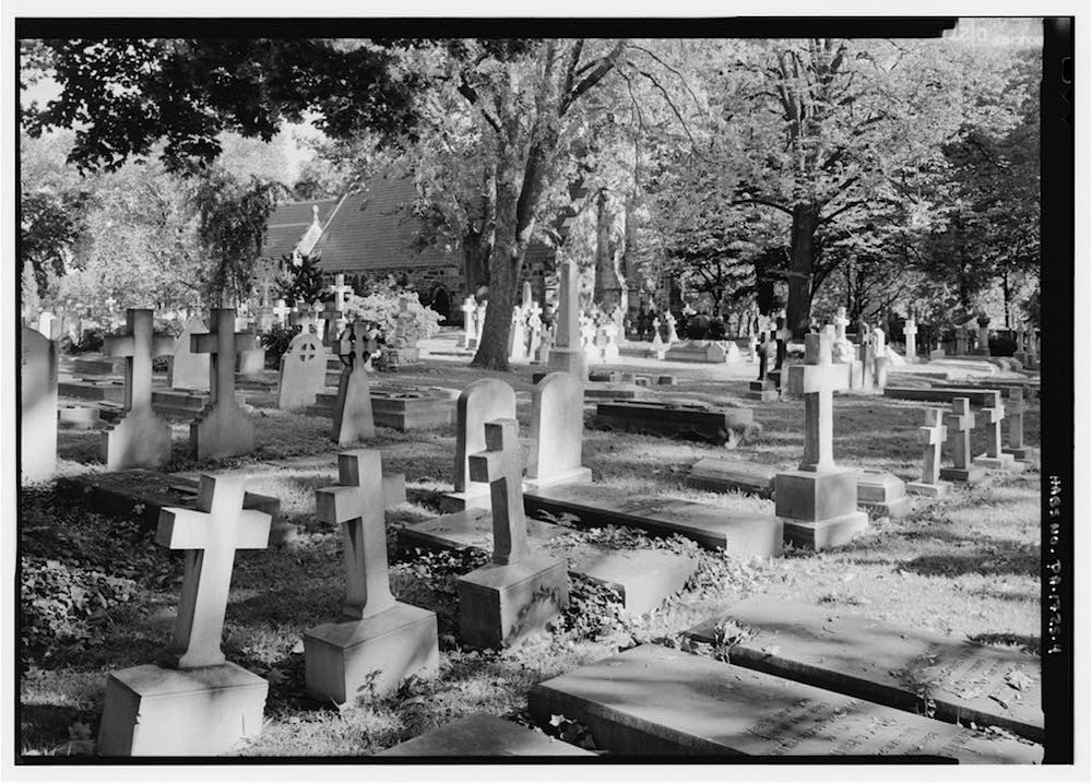 Cemeteries, Segregation, and the Funerals of Henry Jones