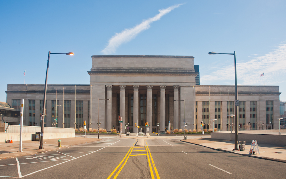 Broad Street, Burial Grounds, and the Origins of 30th Street Station