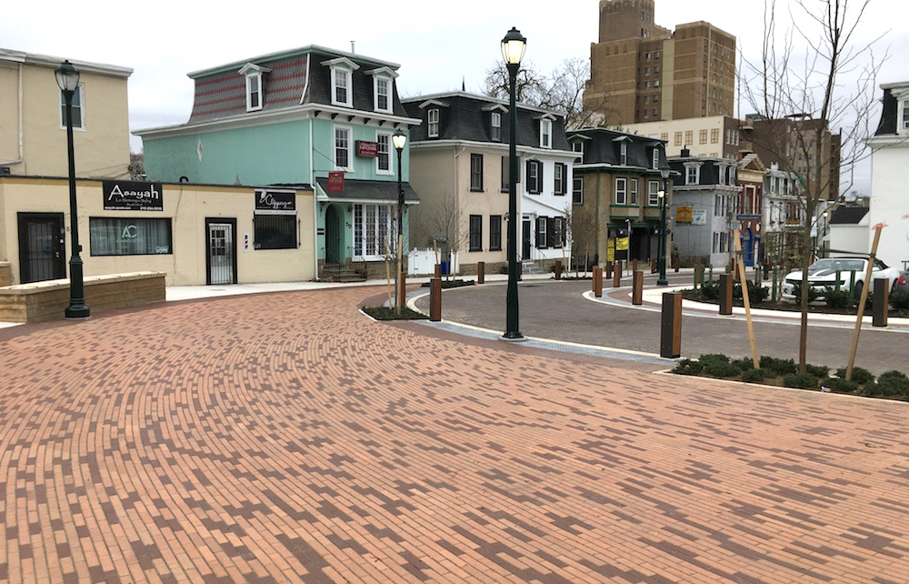 Germantown's Secret Pedestrian Mall Returns to Take Center Stage