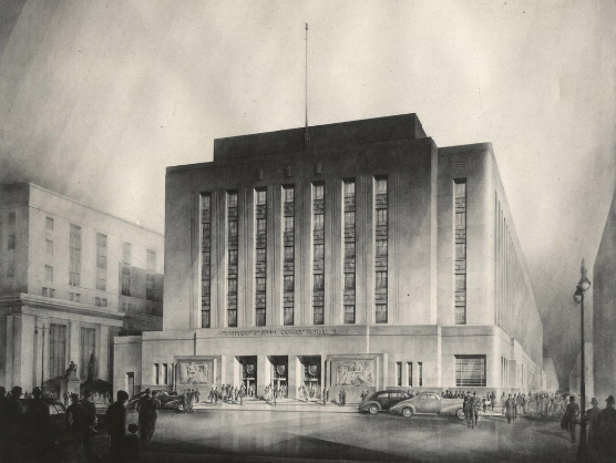 """Moderne Landmark Deserves a """"New Deal"""" With Historic Protections"""