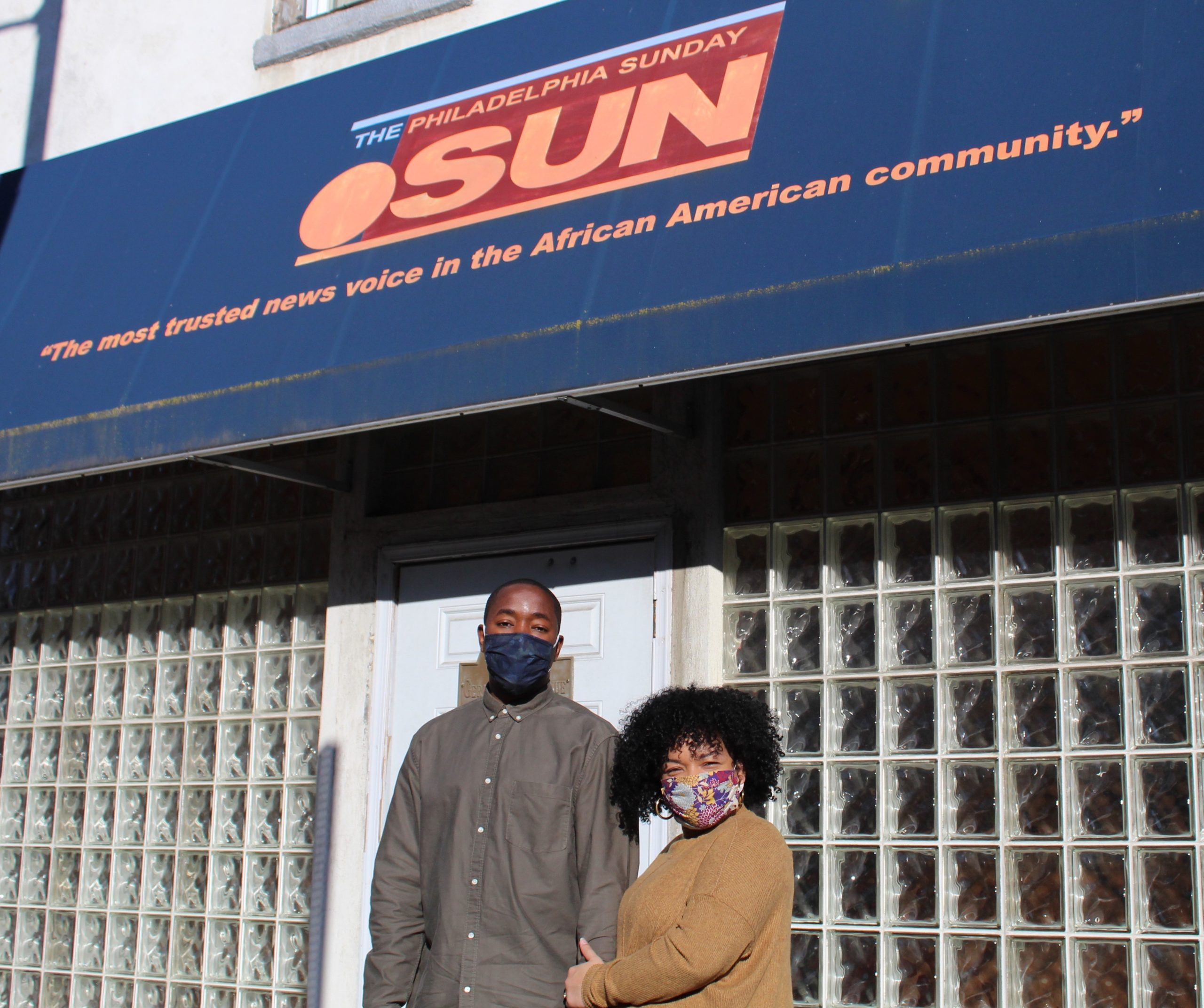 "Mt. Airy Couple Seeks to Create Community Space ""For Us, By Us"" in Philadelphia Sun Building"