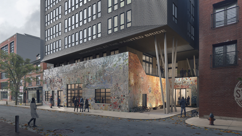 NIMBYs, Zoning, and Much Ado About the Painted Bride Mural