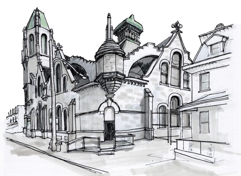 Unlisted Philadelphia: New Bethlehem Baptist Church