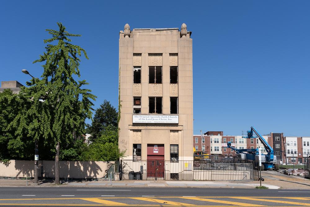 L&I Begins Demolition of Art Deco Landmark in North Philly