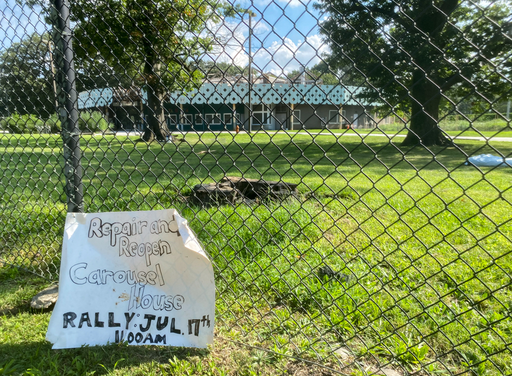 Disability Community Shut Out of Plans for Carousel House Recreation Center